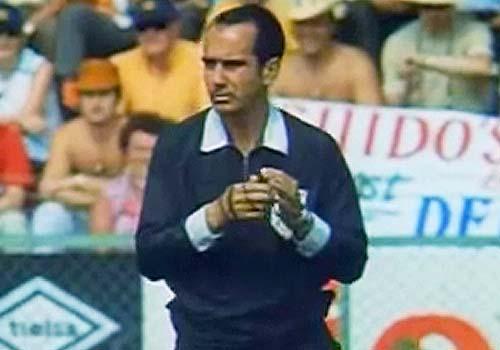 Resultado de imagen para arbitro mexicano abel aguilar
